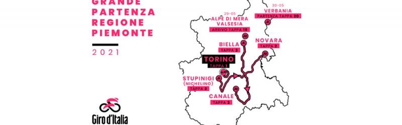 Stresa Giro D'Italia 2021